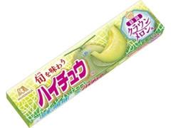 森永製菓 ハイチュウ 静岡クラウンメロン味 12粒