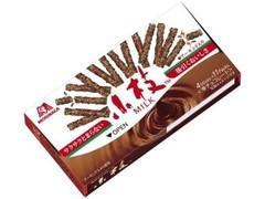 森永製菓 小枝 ミルク 箱4本×11