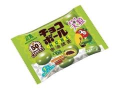 森永製菓 チョコボール 宇治抹茶 袋35g