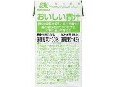 森永製菓 おいしい青汁 パック125ml