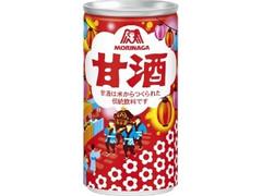 森永製菓 甘酒 祭り缶 缶190g
