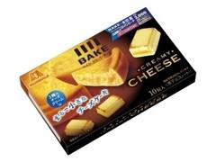 森永製菓 ベイク クリーミーチーズ 箱10粒