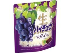 森永製菓 生ハイチュウ 濃厚ぶどう 袋30g