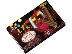 森永製菓 小枝プレミアム 赤ワイン 箱48g