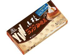 森永製菓 小枝 コメダ珈琲店監修 シロノワール味 箱4本×11