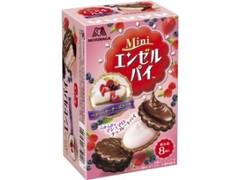 森永製菓 ミニエンゼルパイ ベリーベリーチーズケーキ 箱8個