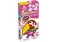 森永製菓 チョコボール いちご 箱25g