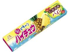 森永製菓 ハイチュウ 石垣島産パイン 12粒