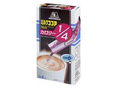森永製菓 ミルクココアスティック カロリー1/4 袋10g×5