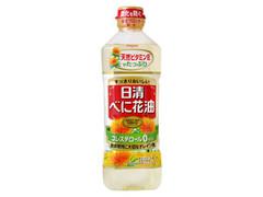 日清 べに花油 ボトル600g