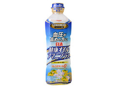日清 健康オイルアマニプラス ボトル600g