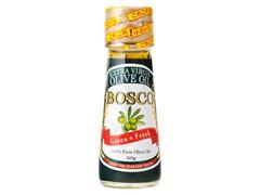 日清 ボスコ エキストラバージンオリーブオイル 瓶50g
