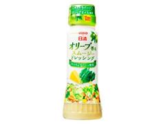 日清 オリーブ香るスムージードレッシング チーズ&グリーン野菜 ボトル160ml