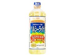 日清オイリオ キャノーラ油 ヘルシーライト コレステロール0 ボトル900g