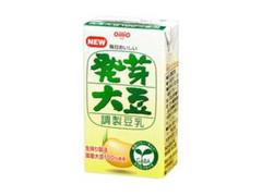 日清オイリオ 発芽大豆 調整豆乳 パック125ml