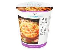 ファミリーマート FamilyMart collection 天ぷらそば カップ75g