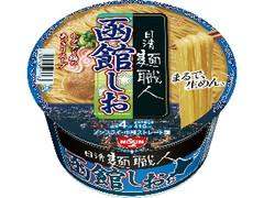 日清麺職人 函館しお カップ87g