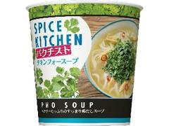 日清 スパイスキッチン パクチスト チキンフォースープ カップ23g