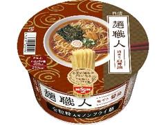 日清麺職人 しょうゆ カップ89g
