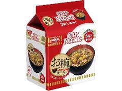 日清 お椀で食べるカップヌードル 袋96g