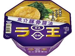 日清ラ王 魚介豚骨醤油 カップ120g