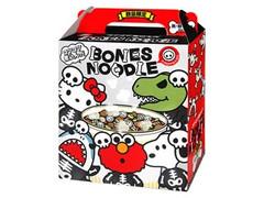 日清 BONE NOODLE 黒・豚コツ味 箱74g×4