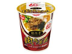 日清 創作亭 肉うどん カップ65g