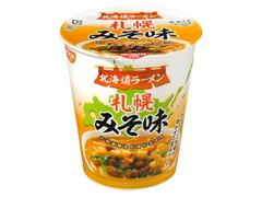 日清 北海道ラーメン 札幌みそ味 カップ62g