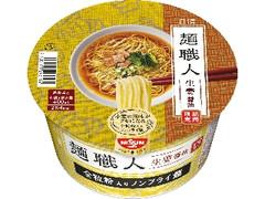 日清麺職人 生姜醤油 カップ92g
