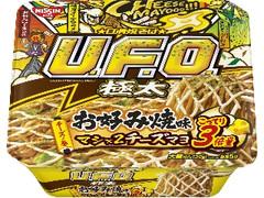 日清焼そばU.F.O. ビッグ極太 お好み焼味マシ×2チーズマヨ カップ178g