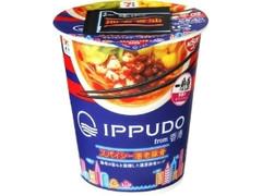 セブンプレミアム IPPUDO 香港 スパイシー海老豚骨 カップ109g