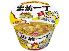 日清食品 出前一丁 桶麺 辛辣XO醤海鮮味 カップ105g