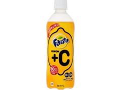 コカ・コーラ ファンタ レモン+C ペット490ml