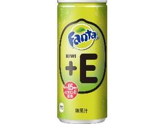 コカ・コーラ ファンタ キウイ+E 缶250g