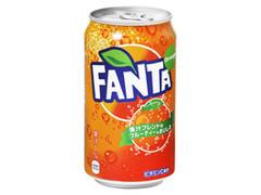 コカ・コーラ ファンタ オレンジ 缶350ml