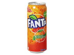 コカ・コーラ ファンタ オレンジ 缶500ml