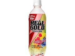 コカ・コーラ リアルゴールド フレーバーミックス フルーツパンチ ペット490ml
