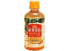 コカ・コーラ 紅茶花伝 メープルミルクティー ペット350ml