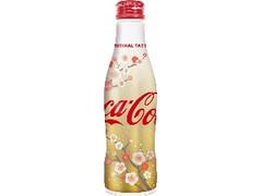コカ・コーラ コカ・コーラ スリムボトル 2018年 NEW YEAR デザイン 250ml