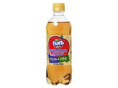 コカ・コーラ ファンタ ダブルプラス ゴールデンアップル&パワー ペット490ml