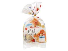 ニッポンハム リコッタチーズのパンケーキ 袋4枚