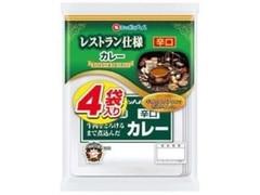 ニッポンハム レストラン仕様カレー 170g