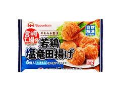 ニッポンハム 若鶏塩竜田揚げ 袋6個