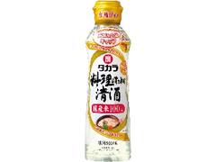 タカラ 料理のための清酒 500mlらくらく調節ボトル ボトル500ml