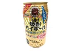 宝酒造 焼酎ハイボール 強烈塩レモンサイダー割り 350ml