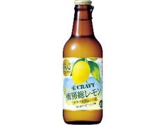 タカラ 寶CRAFT 南房総レモン 瓶330ml