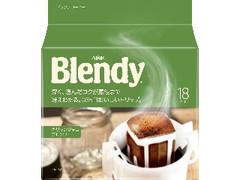 ブレンディ レギュラー・コーヒー ドリップパック キリマンジャロ・ブレンド 袋7g×18
