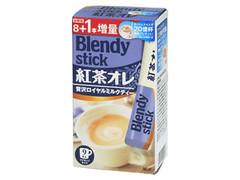 ブレンディ スティック 紅茶オレ 1本増量 箱15g×9