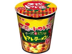 ランチにいかが? 「太陽のトマト麺 チーズ&ピリ辛 トマトラーメン」:今週の新発売