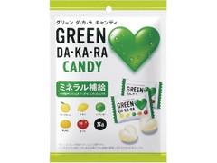 ロッテ GREEN DA・KA・RA キャンディ 袋79g
